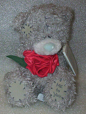 """Set Of Two Me To You """"roses"""" Bears Excellent Find L@@k!"""