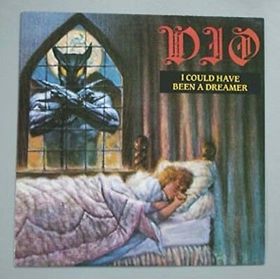 """Dio I Could Have Been A Dreamer 12"""" With Night People + Sunset Superman (Surface"""