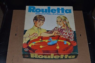 Vintage Airfix ROULETTA Game Boxed 1960's