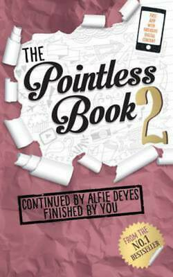 The pointless book 2 by Alfie Deyes (Paperback)