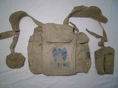 Soviet Russian Army Airborne Assault Pack RD-54 Afghanistan war