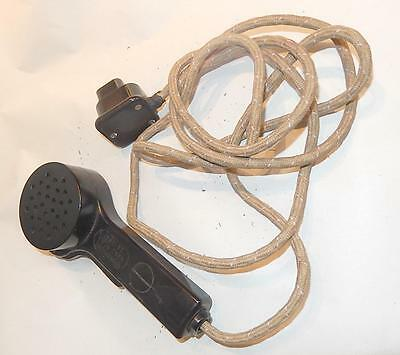 Ww2 Microphone Handset No 4A Sold As Seen Untested