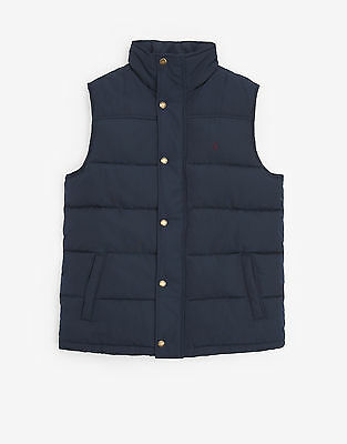 Joules Men's Trail Quilted Gilet - Navy V_TRAIL
