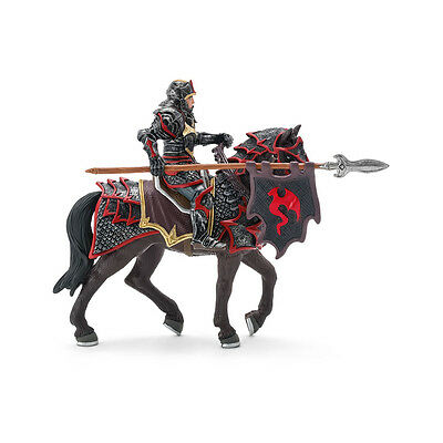 Schleich 70102 Dragon Knight On Horse With Lance (Knights) Plastic Figure