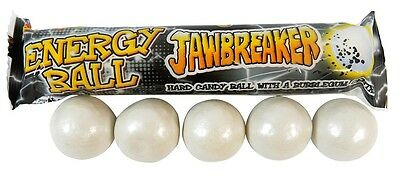 * Zed Candy Jawbreaker Energy Balls Great Party Bag Fillers