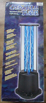 Steampunk Crackle Tube Blue Plasma Impressive Mad Scientist Laboratory Halloween