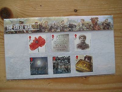 Presentation Pack: The Great War 1914    28.7.2014