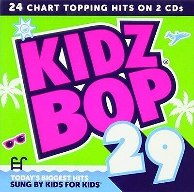 Kidz Bop Kids - Kidz Bop 29 [New CD] Canada - Import