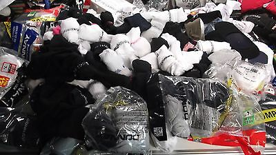 Joblot 180  Pairs Sports Socks  Donnay  Liner  Mixed Adult Trainers Wholesale