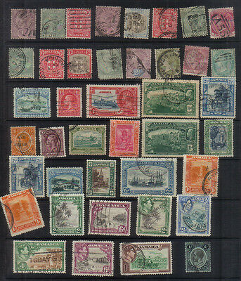 Jamaica Clearout of early values
