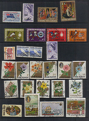 Cook Islands Used collection