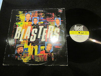 The Blasters S/t 1982 Lp Rockabilly (Marie Marie)