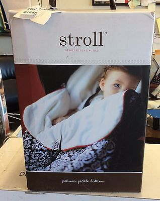 Stroll Stroller Bunting Bag Passport to Prague