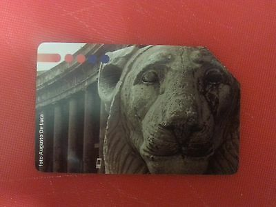 1997, Summit Communication, Naples. Collectable Used Italian Phone Card