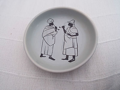 Vintage Drostdy Ware South Africa Pottery Pin Dish