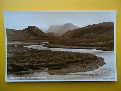 BEN DERG & GRUINARD RIVER Wester Ross & Cromarty - Judges Hastings RP c1940s