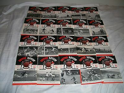 20 Manchester United Homes 1963/64.
