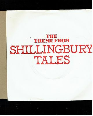 Ed Welch Shillingbury Tales Theme/the Other 'arf Theme 1981 Ps 45