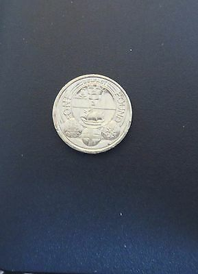 One Pound £1 Coin Belfast Cities Of The UK Rare Royal Mint