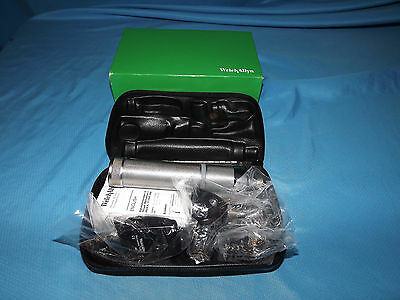 Welch Allyn 3.5v Otoscope Ophthalmoscope Set Standard # 97150-BI HAL  **NEW**