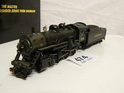 Bachmann Spectrum HO 2-8-0 Consolidation Tender Loco DCC Fitted RN 304 99p