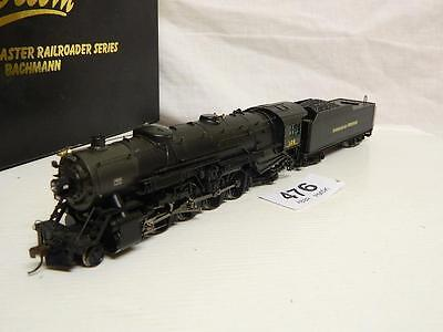 Bachmann Spectrum HO USRA 4-8-2 Tender Loco DCC Chip & Sound Fitted Bx 82504