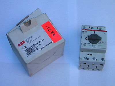 MS325-12.5 ABB Disjoncteurs magnéto-thermiques Motor protection switch 9-12.5A
