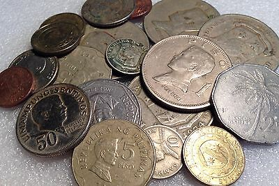 Philippines Lot of Older Coins