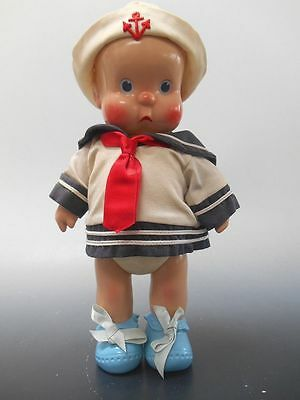 Horsman Hebee-Shebee Boy Sailor Doll 1988