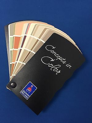 Sherwin Williams Concepts In Color Paint Fan Deck