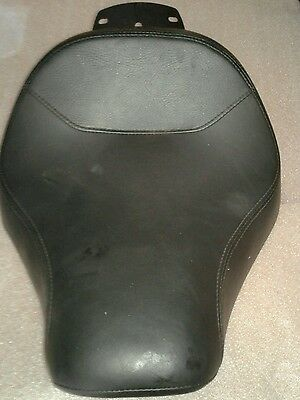 harley softail seat 51878- 10 soft tail solo seat