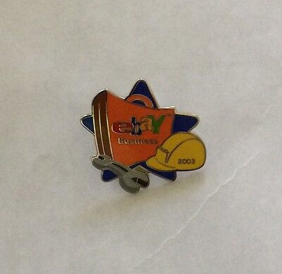 Ebay live 2003 Business pin - unopened  New