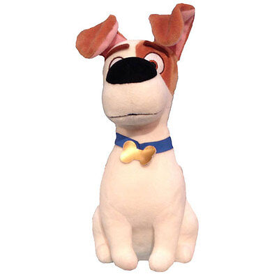 TY Beanie Buddy - MAX the Jack Russell Terrier (Secret Life of Pets) - MWMTs