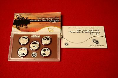 Proof Sets Special (2014 5-Piece Proof Set) [Low Combined Shipping]!
