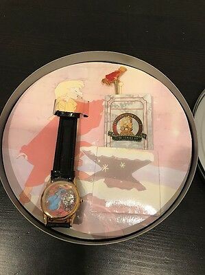 Walt Disney Sword In The Stone Collector's Club Series Iii Le Watch And Pin Set