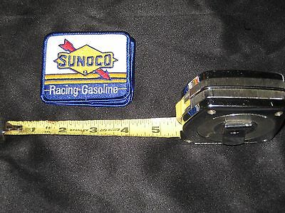 Sunoco Racing Gasoline Patch Brand New