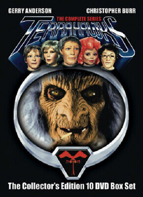 Terrahawks: The Complete Series DVD (2004) Gerry Anderson