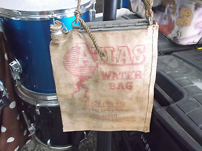 Vintage  Rat Rod Hot Rod  Orig Usa   Old   Water Bag