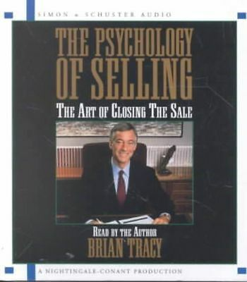 The Psychology of Selling: The Art of Closing Sales by Brian Tracy (English) Com