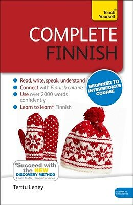Complete Finnish Beginner to Intermediate Course: Book: New edition (Paperback).