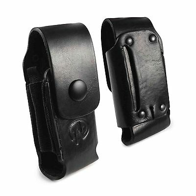 Leatherman Personalised Engraved Case for The Wave Lp650 - Leather Black