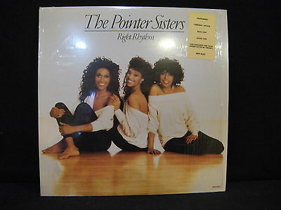 The Pointer Sisters – Right Rhythm  ' LP MINT US