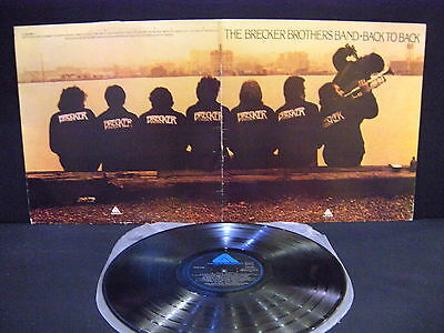 The Brecker Brothers – Back To Back ' LP N.MINT  SPAIN PRESS