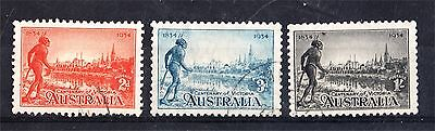1934 Cent Victoria Set To 1/- Perf 10 1/2 Very Fine Used (G43)
