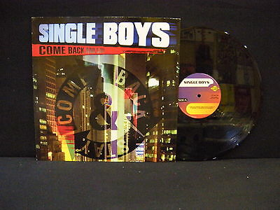 Single Boys – Come Back And Stay ' 12'' MINT SPAIN PRESS