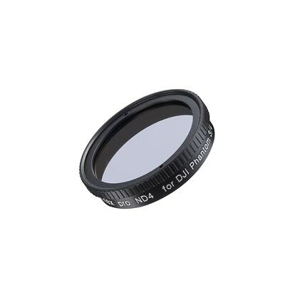 walimex pro ND4 drone filters for DJI Phantom 3/4, grey filter, reduces light