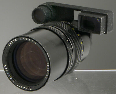 "vintage Leitz Elmarit 135mm f/2,8 for Leica M3 camera _M bayonet ___Sold ""As-Is"""