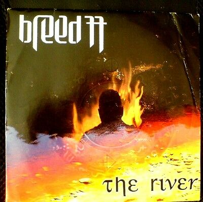 Breed It -The River,2003,,heavy metal 7 inch single