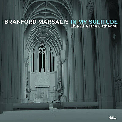 Branford Marsalis In My Solitude Live Lp Vinyl New 2014 33Rpm