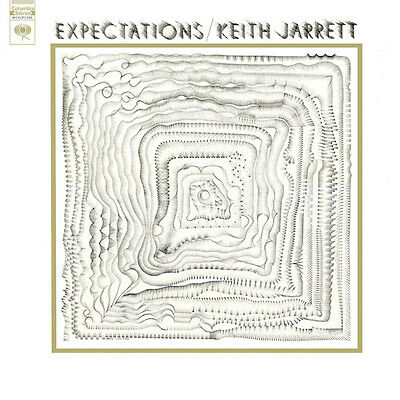 Keith Jarrett Expectations Jazz Lp Vinyl New 2015 33Rpm